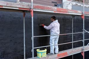Kunststoffmodifizierte Bitumendickbeschichtungen finden sich künftig in der DIN 18533 wieder