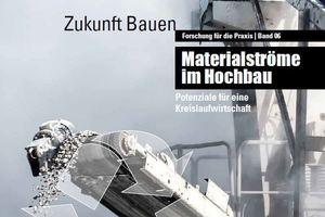 Deilmann, C.; Reichenbach, J.; Krauß, N.; Gruhler, K. (2017): Materialströme im Hochbau. Potenziale für eine Kreislaufwirtschaft. Berlin: BBSR (Hrsg.), Zukunft Bauen: Forschung für die Praxis, Band 06, 86 S.