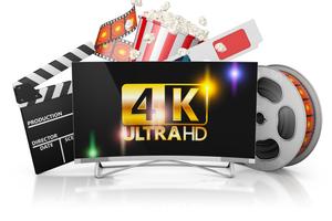 Im Kino ist Ultra HD schon lange präsent. Die Fernsehanstalten werden bald nachziehen