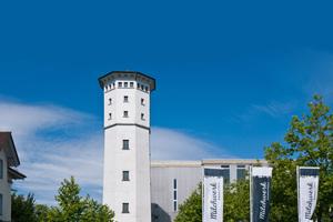 So sah der Turm vorher aus