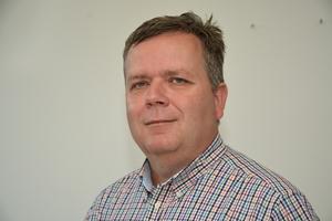 Torsten Klemm, Vertriebsingenieur im Bereich Modernisierung bei Schindler