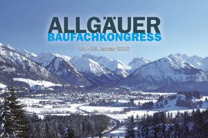 Baumit veranstaltet den Allgäuer Baufachkongress zum 13. Mal