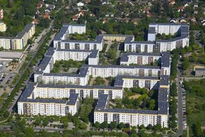 Bereits 2013 ist das erste Mieterstrom-Projekt in Berlin-Hellersdorf umgesetzt worden