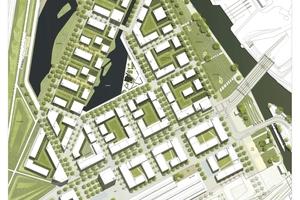 Rahmenplan für das Modellquartier Neckarbogen