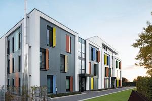 Fensterelemente und Türen sind Bestandteil des ganzheitlichen Energiekonzeptes