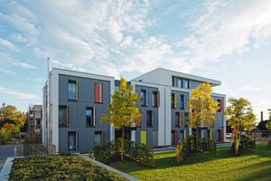 Klimabewusst wohnen auf 3-Liter-Haus-Niveau: die Klimaschutzsiedlung in Mönchengladbach