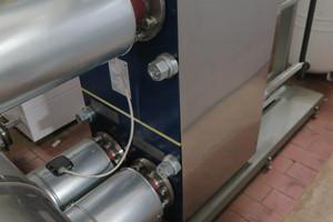 Geschraubter Plattenwärmetauscher zur Systemtrennung
