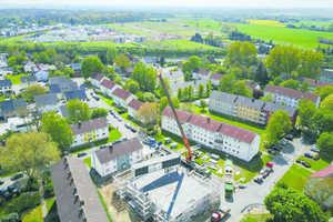 """Das Dortmunder Wohngebäude zeigt: Moderner Stahlmodulbau ist solide wie """"Stein auf Stein"""", nur viel schneller und flexibler"""