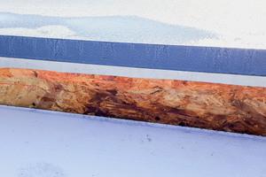 Soll das Flachdach neu genutzt werden, sind zunächst Konstruktion und Untergrund zu prüfen