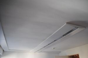 In Räumen mit Dachschrägen wurden individuelle Lösungen gefunden
