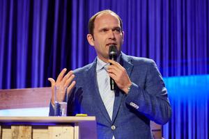 Gunther Gamst, Geschäftsführer Daikin Airconditioning Germany, wird sicher auch 2018 wieder Hunderte Teilnehmer begrüßen können