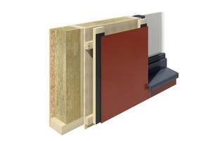 Systemelemente für die Fassade lassen sich seriell weiterentwickeln und auf das jeweilige Bauprojekt anpassen