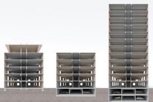 Adaptierbare Konzepte und Typologien eröffnen neue Potentiale und Chancen für den Wohnungsbau