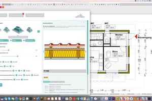 Aus dem Plug-In laden Planer die gewünschte Lösung als BIMFile auf ihren Rechner und verwenden diese direkt bei der Erstellung des grafischen Gebäudeplans