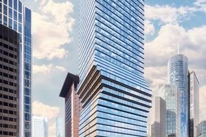 Der Omniturm in Frankfurt wird Deutschlands erstes Hochhaus mit echter Mischnutzung und der myPORT-Lösung sein