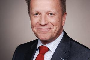 Jürgen Blank, Leiter Projektgeschäft und neue Technologien bei Schindler Deutschland