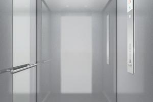 Selbst die gängigen Serienmodelle sind für Hochhäuser bis 75 m und maximal 20 Haltestellen geeignet