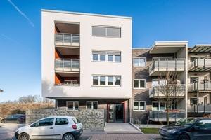 Das Mehrfamilienhaus gilt als Beispiel für modernen und erschwinglichen kommunalen Wohnungsbau