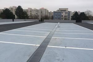 Die für das Parkhaus an der Weimarer Straße entwickelte Lösung enspricht dem gewünschten Kosten-Nutzen-Verhältnis