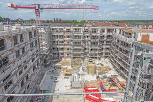 Vorkonfektionierte Wandbausätze reduzieren die Bauzeiten und bieten gleichzeitig volle gestalterische Freiheit