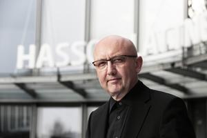 Halten die Impulsvorträge: Prof. Ulrich Weinberg, Leiter der HPI School of Design Thinking der Universität Potsdam, ...