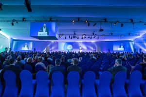 """Branchentreff für die Wohnungswirtschaft seit 1991: Der Aareon Kongress findet in diesem Jahr vom 6. bis 8. Juni statt. Nähere Informationen und Anmeldung unter <a href=""""http://www.aareon-kongress.de"""" target=""""_blank"""">www.aareon-kongress.de</a>"""