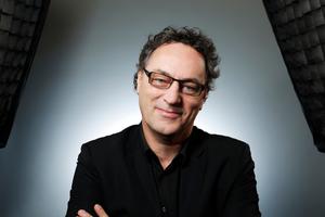 ... und der Futurist, Autor und Zukunftsberater Gerd Leonhard