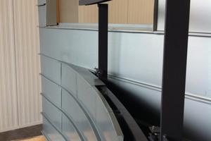 Von allen Details erstellte die Firma Elshof Metaldaak zunächst Muster im Maßstab 1:1