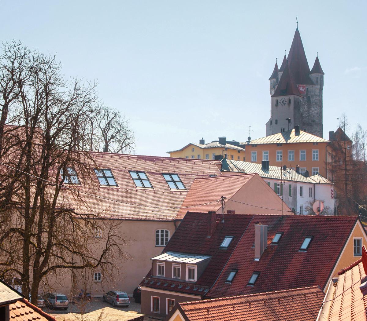 Chancen und Perspektiven von Dachaufstockung und -ausbau ...
