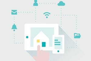 Die digitale Service-Plattform von casavi schafft eine effiziente und individualisierbare Verwaltung von Immobilien<br />