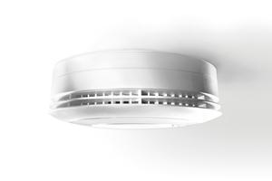 Rauchwarnmelder sind wichtiger Bestandteil der technischen Gebäudeausstattung