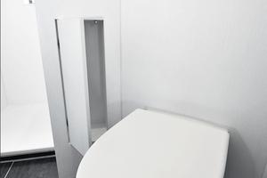 """Das Vorwandsystem """"Steptec"""" eröffnet kreativen Spielraum für mehr Stauraum"""
