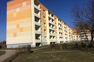 Bild 3: Neu gestalteter Blickfang am Ortseingang der Lessingstadt Kamenz