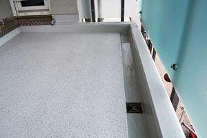 Sauber verarbeitet, wirksam geschützt: Nach der professionellen Instandsetzung hat Feuchte keine Chance mehr