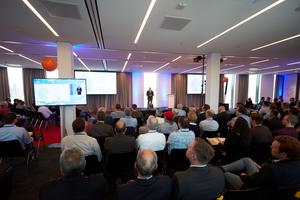 Volles Haus bei der Daikin Leading Air Convention in Hamburg