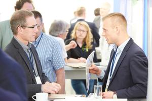 Der Convention Bereich bot auch in diesem Jahr Platz für Produktinformationen und fachlichen Austausch