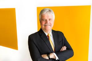 Dr. Andreas Mattner, BID-Vorsitzender und ZIA-Präsident