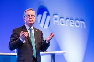 """Dr. Manfred Alflen, Vorstandsvorsitzender der Aareon AG: """"Im Zuge der Umsetzung der jeweiligen digitalen Roadmap muss das Unternehmen darauf achten, dass es die Hoheit über seine Daten und somit über bestimmte Themen behält."""""""