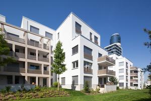 Alle Gebäude wurden als KfW-Effizienzhaus 40 errichtet