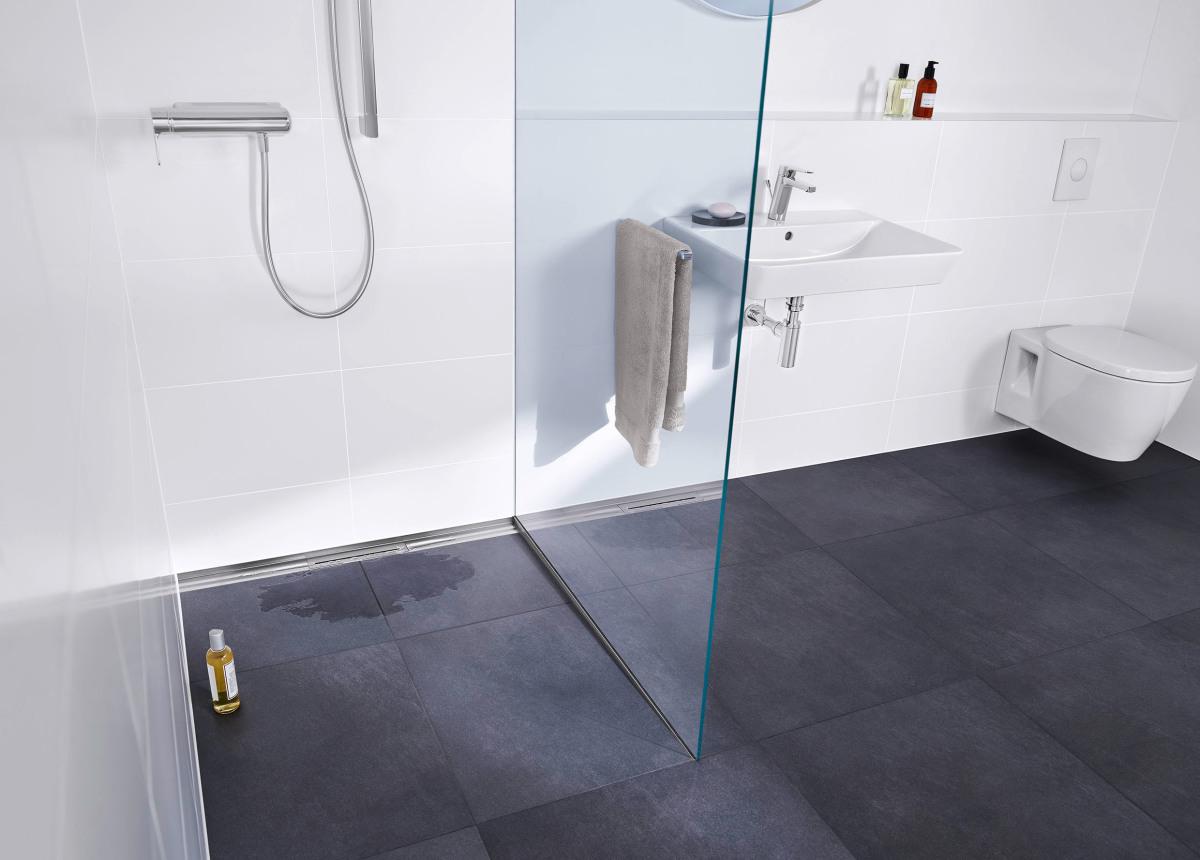 Fabulous Bodengleiche Duschen - BundesBauBlatt CP73
