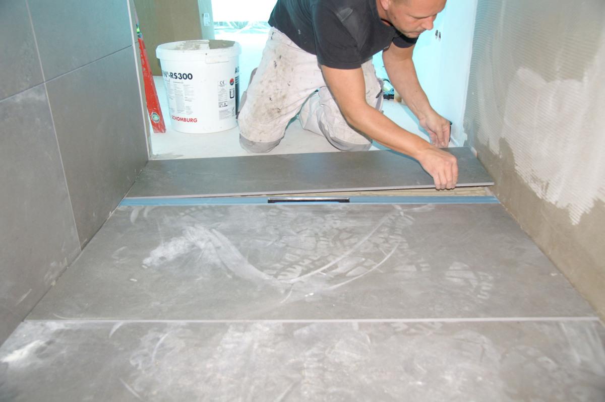 Bodengleiche Duschen Bundesbaublatt