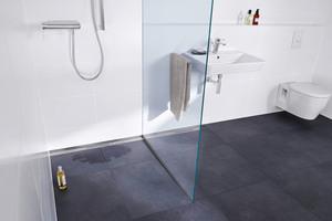 Bodengleiche Duschen eignen sich für alle Altersgruppen