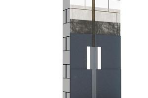 Abdichtung Gebäudetrennfuge