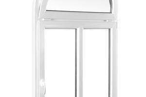 Ein Vorteil der Kunststofffenster liegt in der hohen Formbarkeit des Materials. Dadurch sind Fensterrahmen in vielen Ausführungen lieferbar