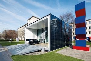 Die Vision vom grünen Wohnen wurde Wirklichkeit: das Effizienhaus Plus mit Elektromobilität in Berlin