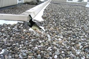 Ist aufgrund des Dachzustandes ein Schaden absehbar, besteht unmittelbarer Handlungsbedarf
