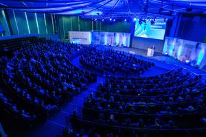 """Das zweitägige Aareon-Forum findet in Hannover statt und steht unter dem Leitthema """"Innovation. Information. Interaktion"""""""