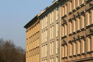 In Leipzig ist im Rahmen einer Lückenbebauung ein sechsgeschossiges Wohngebäude errichtet worden