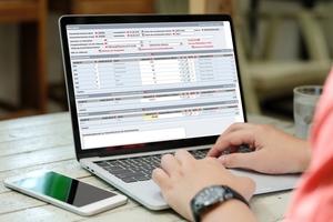 Per Internet: Vermieter und Verwalter können die abgelesenen Zwischenwerte einfach ins Online-Portal des Dienstleisters übermitteln