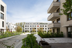 Neues Quartier statt Kaserne: der Domagkpark in München